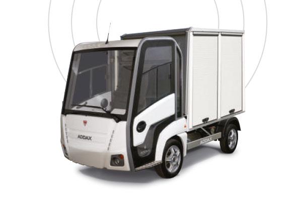 Addax Elektrofahrzeuge