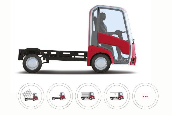 Addax Elektrofahrzeuge Infografik