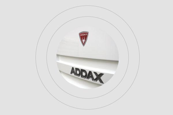 Addax Elektrofahrzeuge Logo