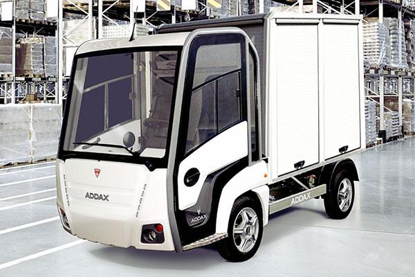 Addax Elektrofahrzeug MT15