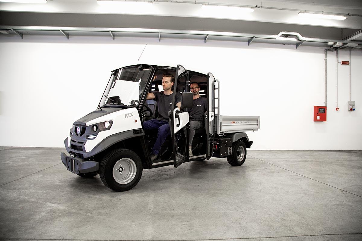 Alke Elektrofahrzeuge - Doppelkabine