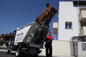 Alke Elektrofahrzeuge - Müllkipper