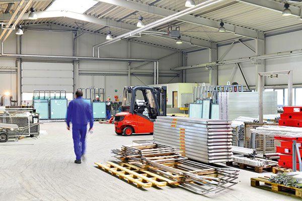 Mobile Solar-Lichtmasten Herstellung